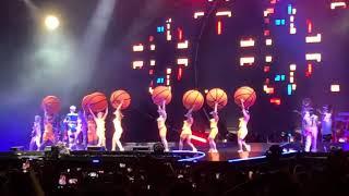 Katy Perry - Swish Swish - Witness The Tour Porto Alegre Brasil