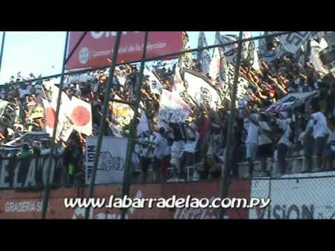 "LBO ""..Una Tarde mi viejo me llevo.."" VS Nacional - Ultima Fecha Cla. 09 - La Barra del Olimpia - Olimpia"