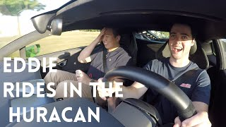 Driving The NEW Porsche 911 And Eddie Rides In The Huracan!!! by Vehicle Virgins