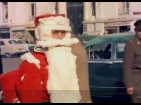 Η παλιά Αθήνα τα Χριστούγεννα...