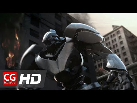 "Cgi Sci-fi Short Film Trailer Hd ""teot Series Trailer"" By Eric 
