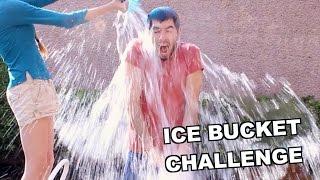 ICE BUCKET CHALLENGE   Hola Soy German