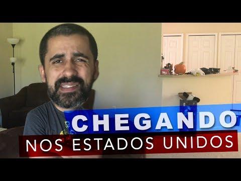 COMO FOI MINHA CHEGADA NOS ESTADOS UNIDOS - 78 Centavos (видео)
