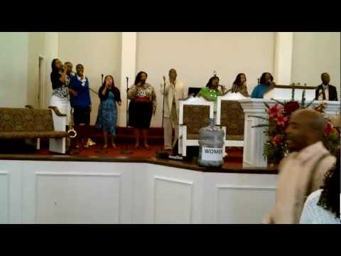 Apostolic Tabernacle Praise Team- I Know It Was The Blood