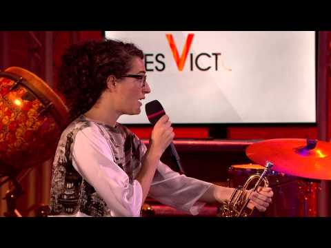 Interview at Jazz awards Night – France 3 TV channel