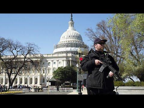 Πυροβολισμοί στο Καπιτώλιο στην Ουάσινγκτον – Αποκλείεται το σενάριο τρομοκρατικής ενέργειας