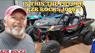 6. 2019 Polaris RZR 1000XP,  What does the future hold for RZR Rocks?