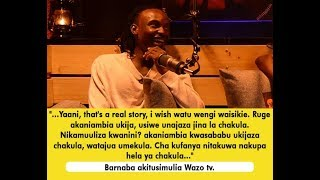 Deep Story Utaipenda Story Hii Iliyojificha  Ya Barnaba Na Ruge Mutahaba