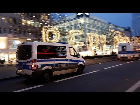 Ανθρωποκυνηγητό για την σύλληψη του δράστη του μακελειού στο Βερολίνο