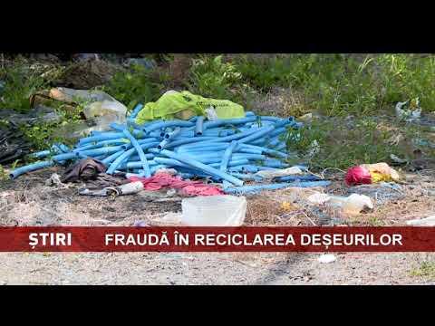Anchetă într-un dosar de reciclare fictiva a deșeurilor