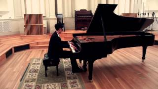 Eric Lu Performs Nocturne in D-flat Major, Op. 27, No. 2 (Ekier)