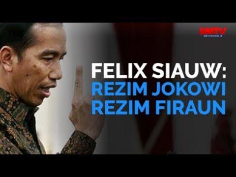 Felix Siauw: Rezim Jokowi Rezim Firaun