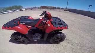 4. 2016 Polaris Sportsman 1000