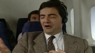 MrBean - On a Plane with Mr Bean