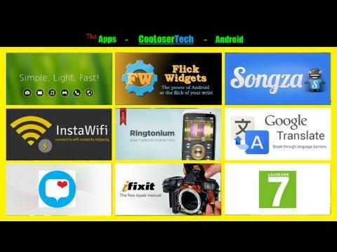 #142 Top 10 APPS - Best of The Week - Smart Google Launcher