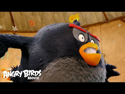Angry Birds (Character Spot 'Meet Bomb')