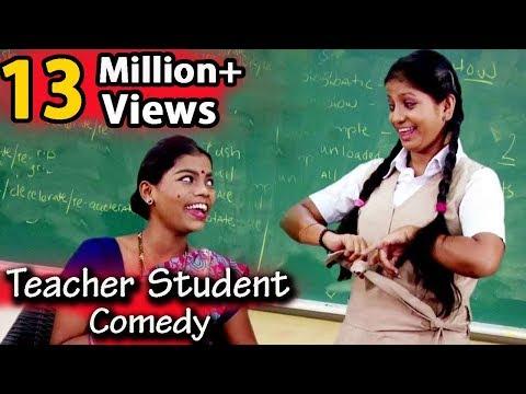 Paani Me Rehne Wale 5 Jeev - Hindi Comedy   Student Teacher Jokes