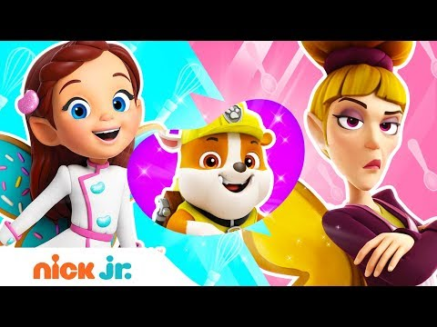 Butterbean's Café Smoothie Cook Off W/ Guest Judges Rubble, Rox, & Penny | Nick Jr.