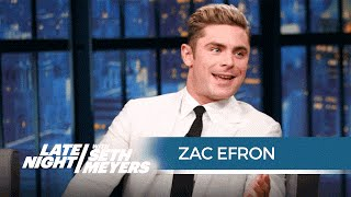 Video Zac Efron: Seth Rogen Used to Hate Me MP3, 3GP, MP4, WEBM, AVI, FLV Oktober 2018