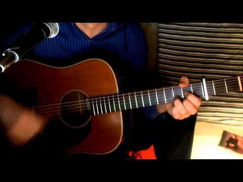 I Guess That´s Why They Call It The Blues Elton John Acoustic Cover w/ Takamine EN-10