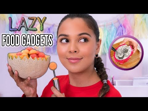 DIY Lazy Food Gadgets EVERY Person Should Know!
