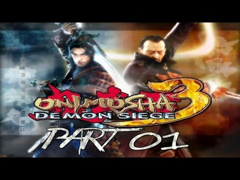 Onimusha 3 Playstation 2