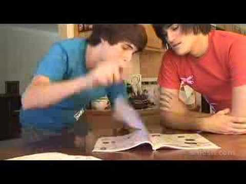 2006 - WATCH THIS EPISODE EN ESPAÑOL: http://youtu.be/d8MPlC-P9H8 Anthony & Ian fight to the death to prove which of their favorite food is superior. Watch this vid...