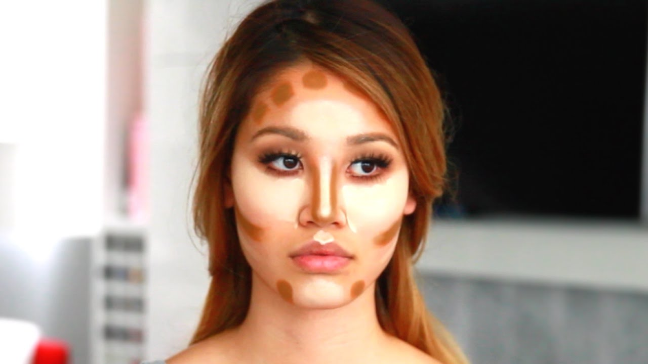 How To Highlight And Contour Your Face!! #howto #contourandhighlight How To  Highlight