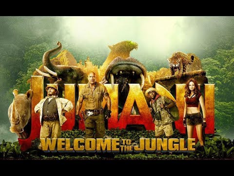 Jumanji Welcome To The Jungle Jurassic World 2 Blue Vs The Indoraptor Best Scenes 1