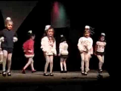 Alyssa's Christmas Dance Recital