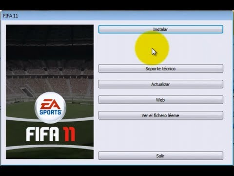 Descargar e instalar FIFA 11 |Para PC| |Full| |Español| |µTorrent| [Malditosimio97xd]  HD