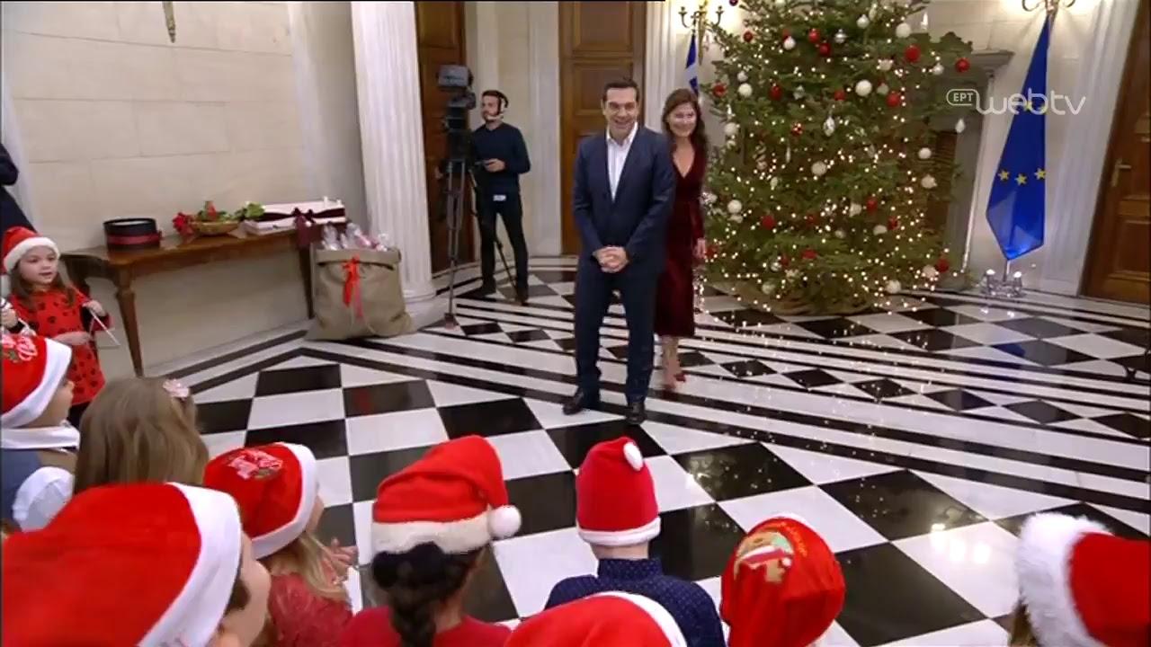 Κάλαντα των Χριστουγέννων από το 78ο Νηπιαγωγείο Αθηνών
