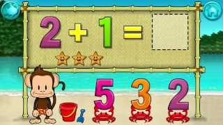 Monkey Math School Sunshine YouTube video