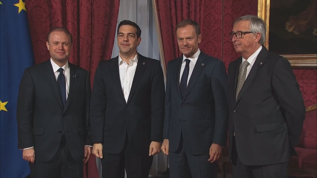 Άτυπη σύνοδο κορυφής της ΕΕ στη Μάλτα