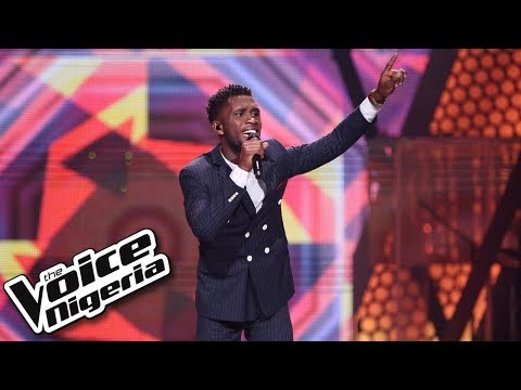 "Idyl - ""This Time"" / Live Show/ The Voice Nigeria Season 2"