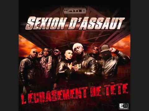 Tekst piosenki Sexion d'assaut - Propagande po polsku