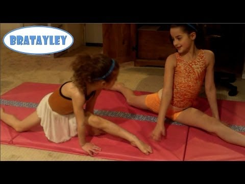 Point Your Toes! (WK 160.6) | Bratayley (видео)