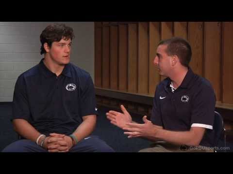 Christian Hackenberg Interview 11/26/2013 video.