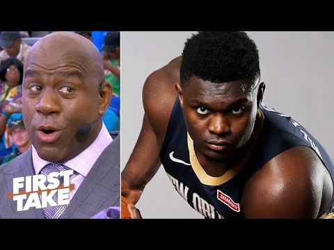 Video: Magic Johnson explains why Zion Williamson will not be a NBA All-Star this season | First Take