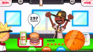 Download Lagu Papa's Burgeria To Go! - Rank 10 Mp3