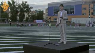 V Республикакүләм ифтары Иляс Миңхажев