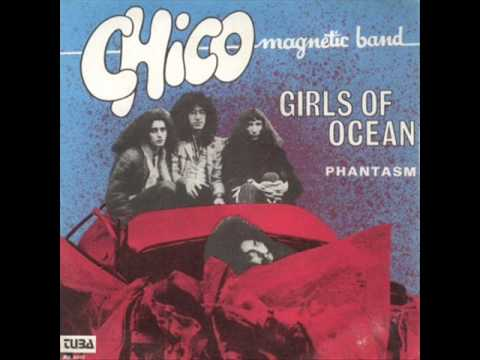 Chico Magnetic Band- Phantasm online metal music video by CHICO MAGNETIC BAND