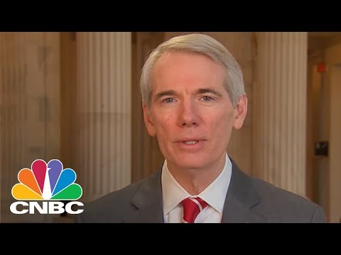 Rep. Rob Portman: Rex Tillerson's Departure Doesn't Surprise Me | CNBC