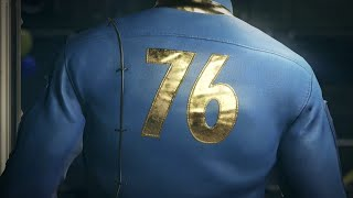Fallout 76 Teaser Trailer