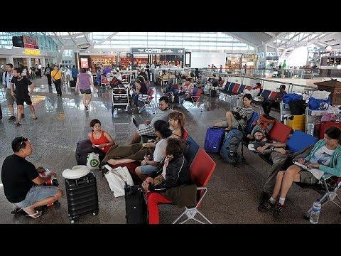 Σε λειτουργία και πάλι το αεροδρόμιο του Μπαλί