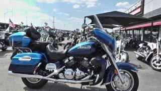9. 016344 - 2011 Yamaha Royal Star Venture S XVZ13TFSAC - Used motorcycles for sale