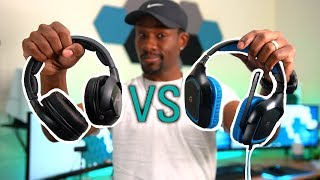 Video $35 Gaming Headset VS $235 Gaming Headset! MP3, 3GP, MP4, WEBM, AVI, FLV Juli 2018