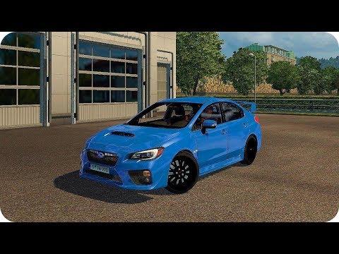 Subaru Impreza WRX STI 2017 v1.0