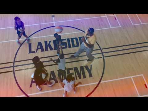 Champs Basketball Summer Camp 2017 :: Lakeside Academy :: DJI SPARK