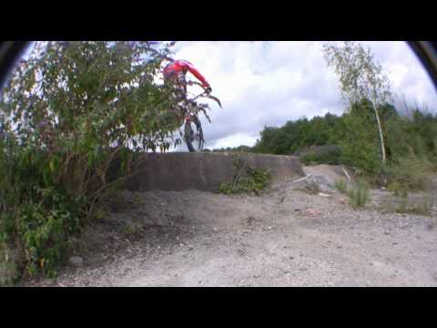 Trials Bike Trick riding,Beta Rev 3 250,Chris Smith